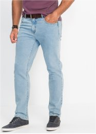 Stretch-Jeans Classic Fit Straight, John Baner JEANSWEAR
