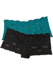 Panty mit Spitze (2er-Pack), bpc bonprix collection