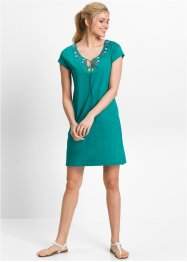 Flammgarn-Shirtkleid, bpc bonprix collection
