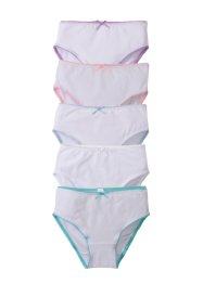 Slip (5er-Pack), bpc bonprix collection