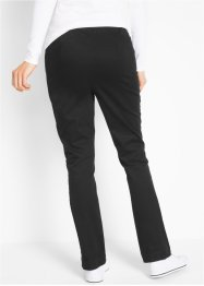Stretch-Schlupfhose mit Bequembund, Straight-Fit, bpc bonprix collection