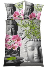 "Bettwäsche ""Buddha"", bpc living bonprix collection"