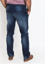 Slim Fit Sweat-Jeans, Straight, John Baner JEANSWEAR