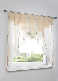 Kleinfenster mit Wellen Druck, bpc living bonprix collection
