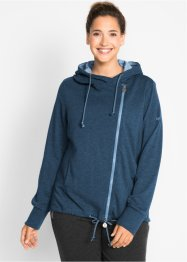 Langarm-Sweatjacke, bpc bonprix collection