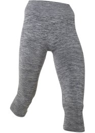 Seamless-Sportleggings in 3/4-Länge, bpc bonprix collection
