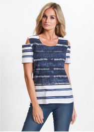 Shirt mit Cold-Shoulder, bpc selection