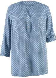 Bluse mit 3/4-Ärmeln, bpc bonprix collection