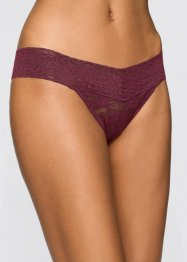 Tanga-String (2er-Pack), RAINBOW