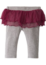 Baby Leggings mit Tutu Bio-Baumwolle, bpc bonprix collection
