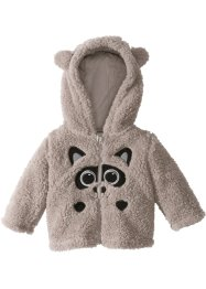 Baby Teddy-Fleecejacke, bpc bonprix collection