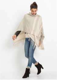 Gewebter Poncho, bpc bonprix collection