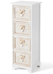Badezimmer Schrank mit 4 Schubladen, bpc living bonprix collection
