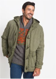 Parka mit Kapuze Regular Fit, bpc bonprix collection