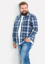 Langarmhemd Regular Fit, John Baner JEANSWEAR