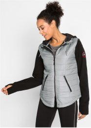 3-in-1-Outdoorweste mit integrierter Fleecejacke, bpc bonprix collection