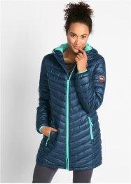 Ultraleichte Stepp-Longjacke im Beutel, bpc bonprix collection