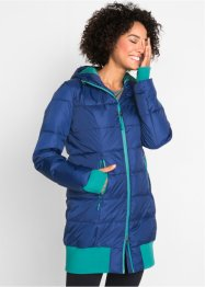 Stepp-Langjacke mit Stehkragen, bpc bonprix collection