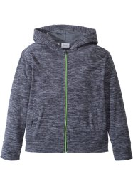 Fleecejacke meliert, bpc bonprix collection