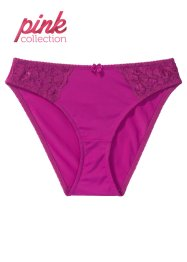 Pink Collection Slip mit Spitze, bpc selection
