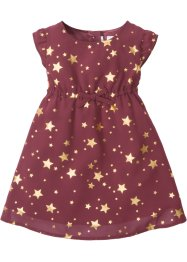 Kleid mit Glitzerdruck, bpc bonprix collection