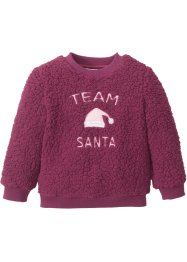 Teddyfleece Pullover, bpc bonprix collection