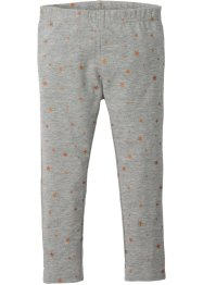 Wärmende Leggings mit Glitzer, bpc bonprix collection