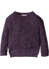 Glitzer-Pullover, bpc bonprix collection