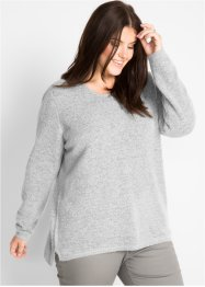 Flausch-Pullover, bpc bonprix collection