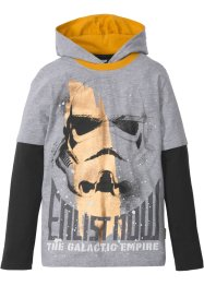 """STARWARS"" Layershirt mit Kapuze, Star Wars"