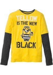 """MINIONS"" Layershirt, bpc bonprix collection"