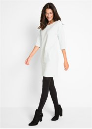 Sweat-Kleid, 3/4-Arm, bpc bonprix collection