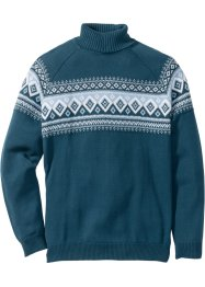 Rollkragen-Pullover Regular Fit, bpc bonprix collection