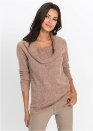 Off-Shoulder-Pullover, BODYFLIRT