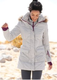 Gesteppte Outdoorjacke in 2-in-1-Optik, bpc bonprix collection