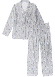 Flanell Pyjama, bpc bonprix collection