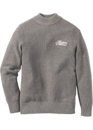 Pullover mit Stehkragen Regular Fit, bpc bonprix collection