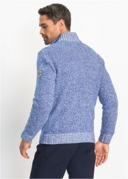 Pullover mit Troyerkragen, bpc bonprix collection