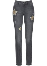 Jeans mit Pailletten, bpc selection