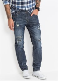 Jeans TAPERED, RAINBOW