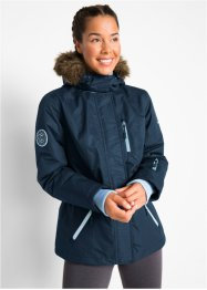 Wattierte Outdoorjacke mit Kuschelfutter, bpc bonprix collection
