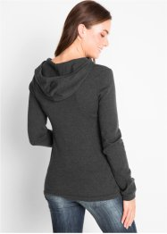 Stillpullover mit Kapuze, bpc bonprix collection