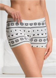 Komfortable Damen Boxer (4er-Pack), bpc bonprix collection