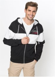 Sweatjacke mit Kapuze Regular Fit, bpc bonprix collection
