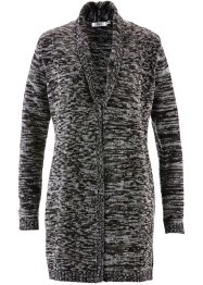 Langarm-Longstrickjacke, bpc bonprix collection