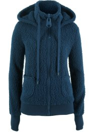 Teddy-Fleece-Jacke, bpc bonprix collection