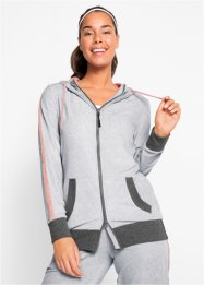 Nikki-Sweatjacke, langarm, bpc bonprix collection