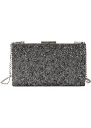 Clutch Glitzer, bpc bonprix collection