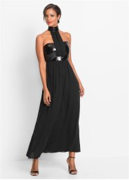 Kleid mit Pailletten-Applikation, BODYFLIRT boutique