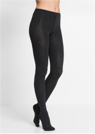 Strumpfhose in Melangeoptik 100den, bpc bonprix collection